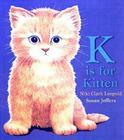 K is For Kitten Cover Image
