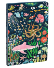 Pink Shark A5 Notebook Cover Image