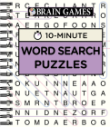 Brain Games - 10 Minute: Word Search Puzzles Cover Image