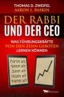 Der Rabbi und der CEO: Was Führungskräfte von den Zehn Geboten lernen können (Global Leader #3) Cover Image