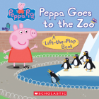 Peppa Goes to the Zoo (Peppa Pig) Cover Image
