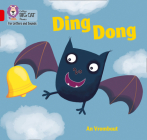 Collins Big Cat Phonics for Letters and Sounds – Ding Dong: Band 2A/Red A Cover Image