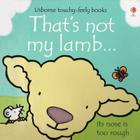 That's Not My Lamb Cover Image
