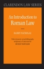 An Introduction to Roman Law Cover Image