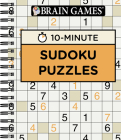 Brain Games - 10 Minute: Sudoku Puzzles Cover Image