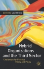 Hybrid Organizations and the Third Sector: Challenges for Practice, Theory and Policy Cover Image