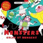 Monsters Color by Numbers Cover Image