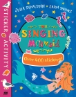The Singing Mermaid Sticker Book: Over 400 Stickers! Cover Image