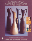 Scandinavian Ceramics and Glass: 1940s to 1980s (Schiffer Book for Collectors) Cover Image