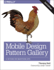 Mobile Design Pattern Gallery: Ui Patterns for Smartphone Apps Cover Image