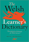 Welsh Learners Dictionary Cover Image