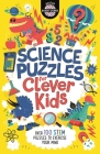 Science Puzzles for Clever Kids (Buster Brain Games) Cover Image