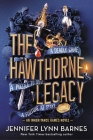 The Hawthorne Legacy (The Inheritance Games #2) Cover Image