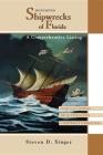 Shipwrecks of Florida: A Comprehensive Listing, Second Edition Cover Image