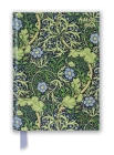 William Morris: Seaweed (Address Book) (Flame Tree Address Books) Cover Image