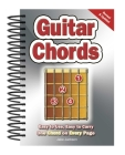 Guitar Chords: Easy-To-Use, Easy-To-Carry, One Chord on Every Page Cover Image