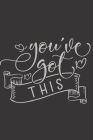You've Got This: Feel Good Reflection Quote for Work - Employee Co-Worker Appreciation Present Idea - Office Holiday Party Gift Exchang Cover Image