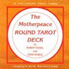The Motherpeace Round Tarot Deck: 78-Card Deck Cover Image