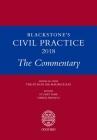 Blackstone's Civil Practice 2018 Cover Image