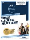 Transit Electrical Helper Series (Career Examination Series #1963) Cover Image