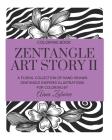 Zentangle Art Story II Cover Image