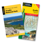 Best Easy Day Hiking Guide and Trail Map Bundle: Acadia National Park (Best Easy Day Hikes) Cover Image