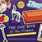 The One with All the Stickers: An Unofficial Sticker Book for Fans of Friends Cover Image