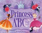 Princess ABC Flash Cards Cover Image