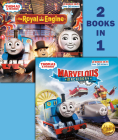 Marvelous Machinery/The Royal Engine (Thomas & Friends) (Pictureback(R)) Cover Image