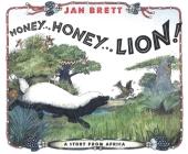 Honey... Honey... Lion! Cover Image