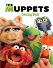 The Muppets Coloring Book Cover Image