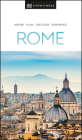 DK Eyewitness Rome (Travel Guide) Cover Image