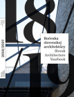 Slovak Architecture Yearbook: 2018 / 2019 Cover Image