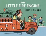 The Little Fire Engine Cover Image
