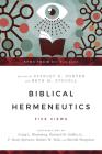 Biblical Hermeneutics: Five Views (Spectrum Multiview Book) Cover Image