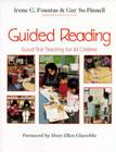 Guided Reading: Good First Teaching for All Children Cover Image