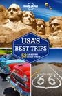 Lonely Planet USA's Best Trips: 52 Amazing Road Trips Cover Image