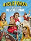 Bibleforce Devotional: The First Heroes Devotional Cover Image