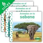 Hábitats de Animales (Animal Habitats) (Set) Cover Image