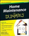 Home Maintenance for Dummies, 2nd Edition Cover Image