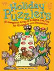 Holiday Puzzlers: An Awesome Array of Puzzles and Fun for November and December Cover Image