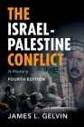 The Israel-Palestine Conflict: A History Cover Image