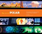 The Art of Pixar: The Complete Colorscripts and Select Art from 25 Years of Animation Cover Image