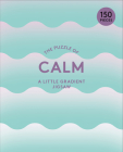 The Puzzle of Calm 150 Piece Puzzle: A Little Gradient Jigsaw Cover Image