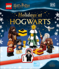 Lego Harry Potter Holidays at Hogwarts: With Lego Harry Potter Minifigure in Yule Ball Robes Cover Image