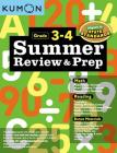 Summer Review and Prep 3-4 Cover Image