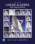 Pearson Etext Linear Algebra with Applications -- Access Card Cover Image