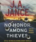 No Honor Among Thieves: An Ali Reynolds Novella Cover Image