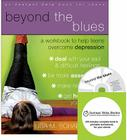 Beyond the Blues: A Workbook to Help Teens Overcome Depression [With CDROM] Cover Image