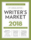 Writer's Market 2018: The Most Trusted Guide to Getting Published Cover Image